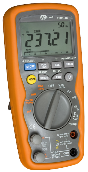 Multimeter Sonel CMM-40