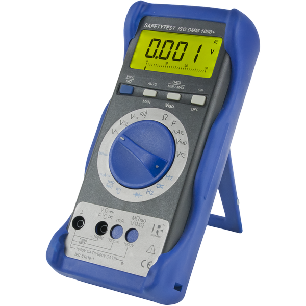 Iso-Multimeter SAFETYTEST DMM 1000